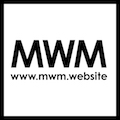 MW marketing Logo Black and White